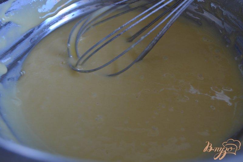 Фото приготовление рецепта: Брауни с вишнями шаг №2