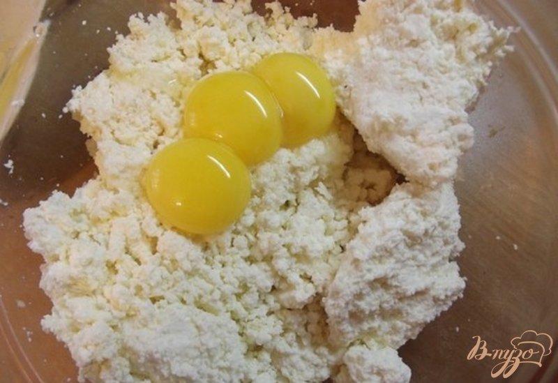 Фото приготовление рецепта: Пасха творожная классическая шаг №2
