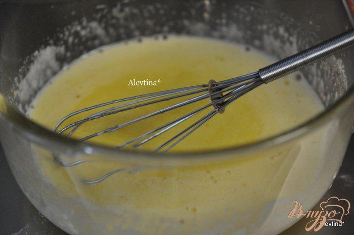 Фото приготовление рецепта: Миндальный кекс шаг №3