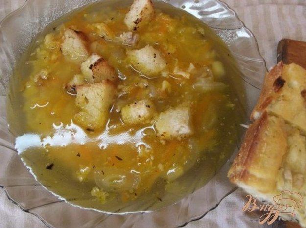 Рецепт Простой гороховый суп