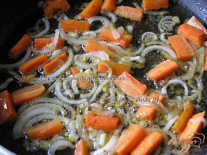 Фото приготовление рецепта: Курица в соусе Эстрагон (в мультиварке) шаг №3