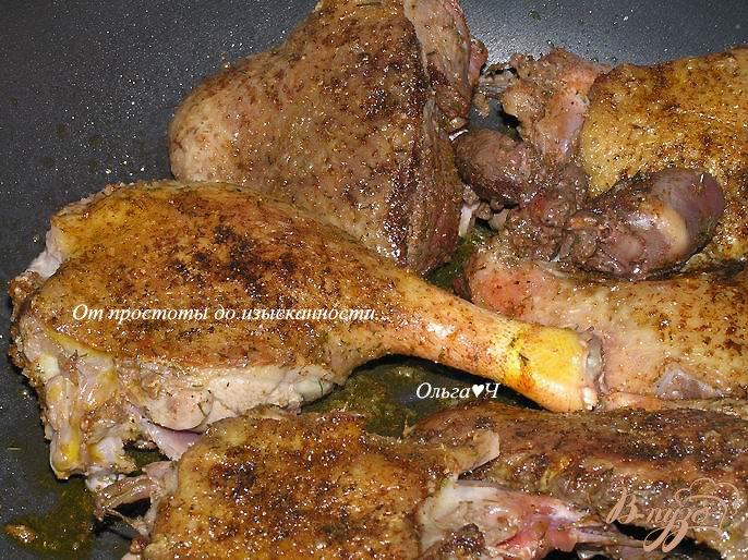 Фото приготовление рецепта: Утка с рисом и овощами (в мультиварке) шаг №2