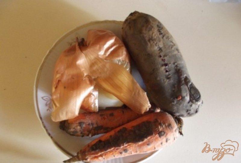 Фото приготовление рецепта: Борщ на молодой телятине шаг №1