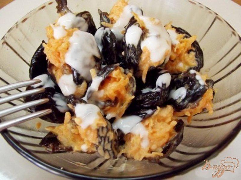 Фото приготовление рецепта: Десерт из чернослива шаг №5