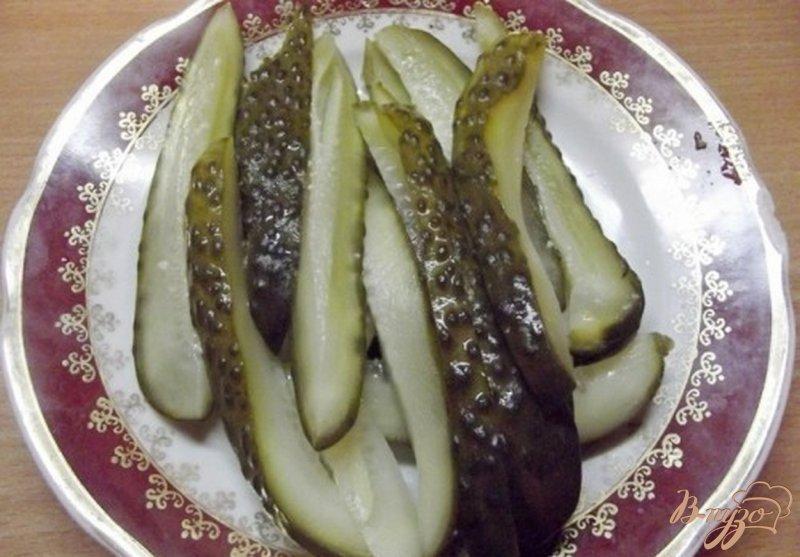 Фото приготовление рецепта: Шаурма с лимонным соусом шаг №4