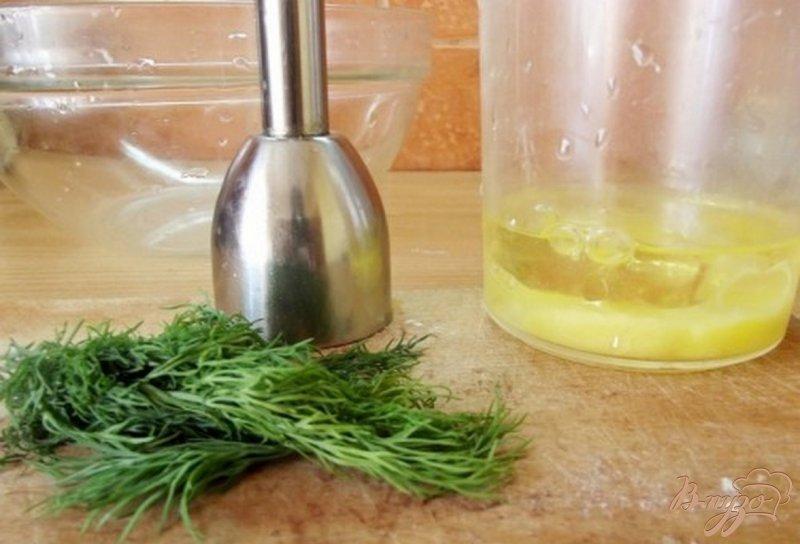 Фото приготовление рецепта: Шаурма с лимонным соусом шаг №1