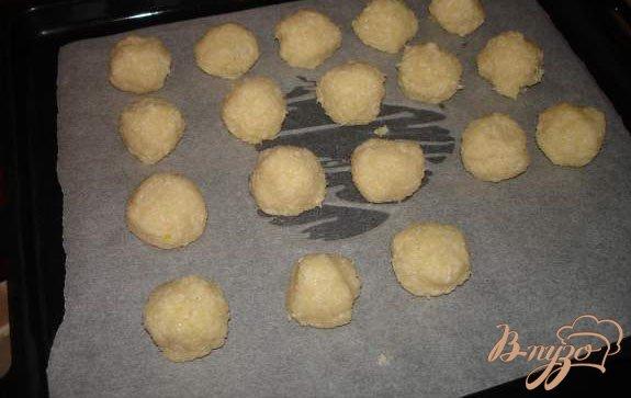 Фото приготовление рецепта: Кокосанчики шаг №4
