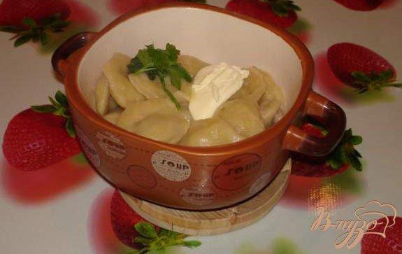 фото рецепта: Пельмени-Равиоли
