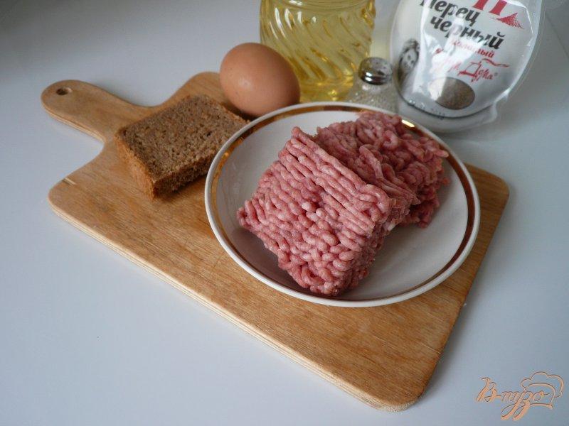 Фото приготовление рецепта: Котлеты а-ля