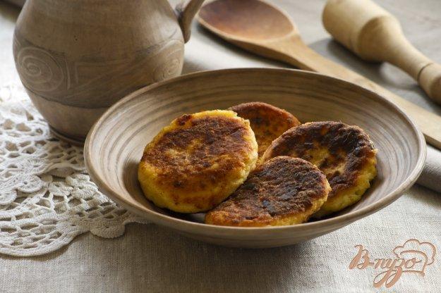 Рецепт Картофельные сырники