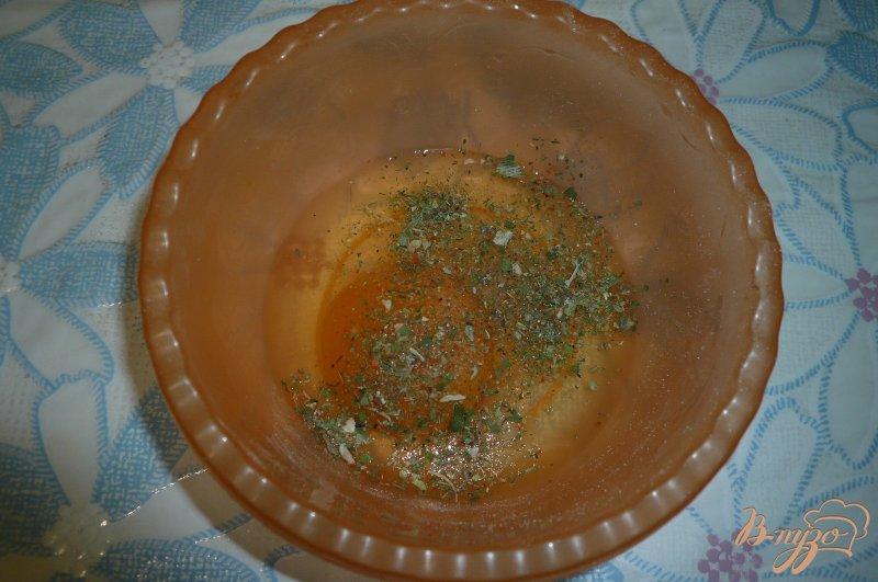 Фото приготовление рецепта: Супчик овсяный с яйцом и сыром шаг №3