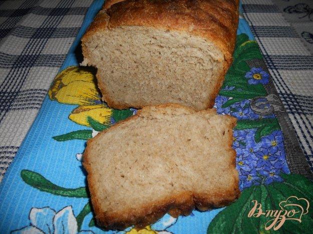 Рецепт Хлеб серый