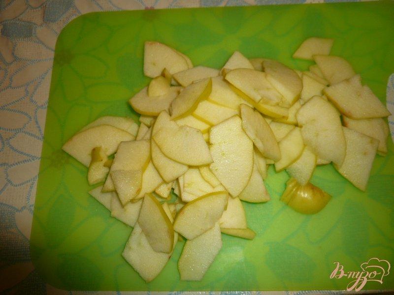 Фото приготовление рецепта: Свинина запеченная с яблоками шаг №2