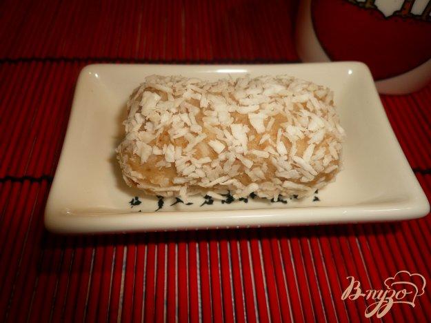 Рецепт Пироженки кокосовые