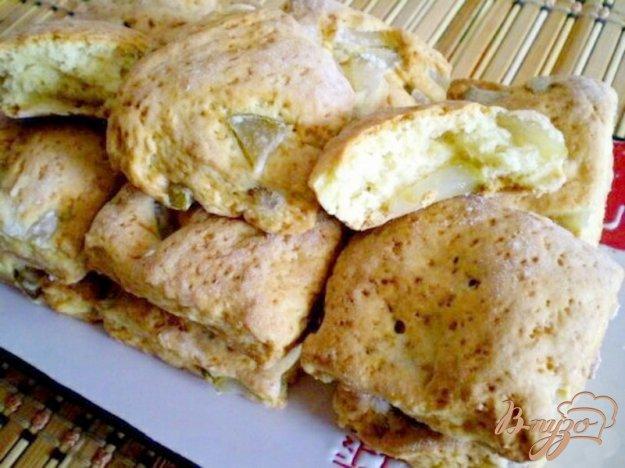Рецепт Печенье с кусочками груш