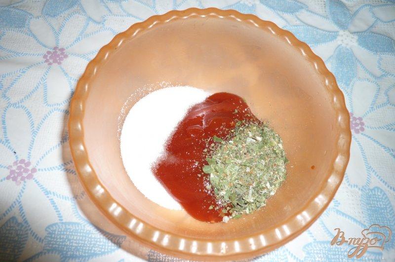 Фото приготовление рецепта: Румяная курочка шаг №2