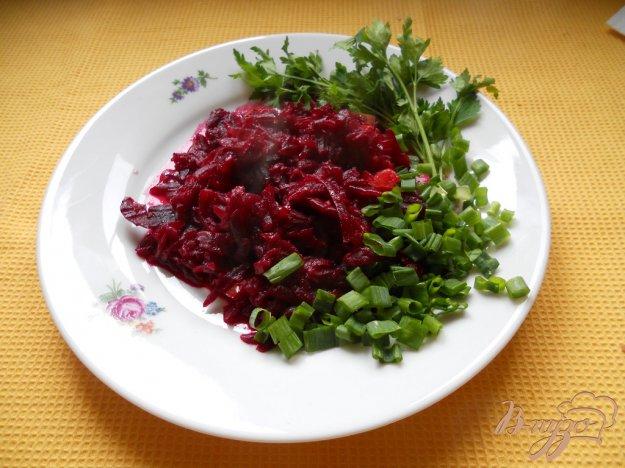 Рецепт Свекла тушеная с овощами