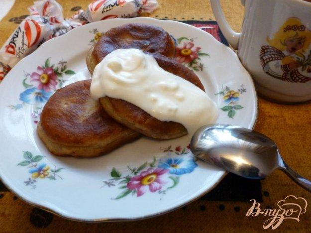 Рецепт Оладьи из бананов