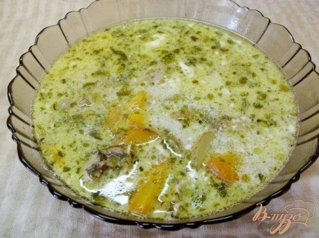 фото рецепта: Суп из молодого картофеля