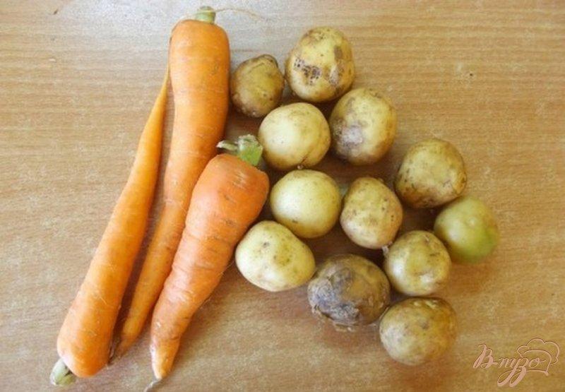 Фото приготовление рецепта: Суп из молодого картофеля шаг №1