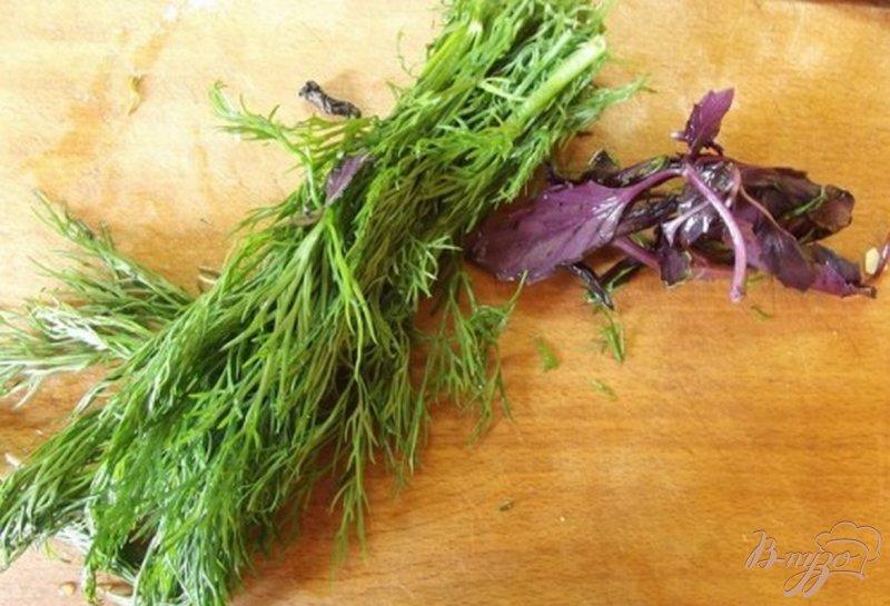 Фото приготовление рецепта: Суп из молодых овощей шаг №4