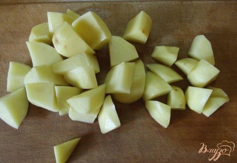 Фото приготовление рецепта: Суп из молодых овощей шаг №1