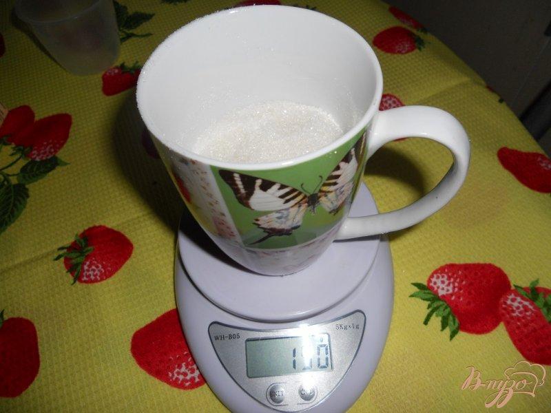 Фото приготовление рецепта: Кекс лимонный с изюмом шаг №2