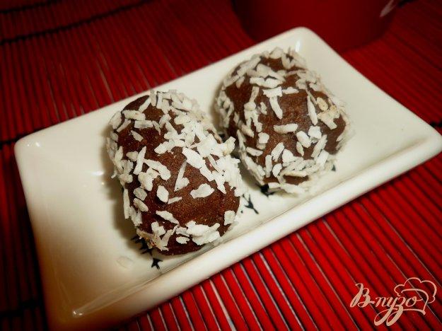 Рецепт Домашнее пирожное а-ля картошка