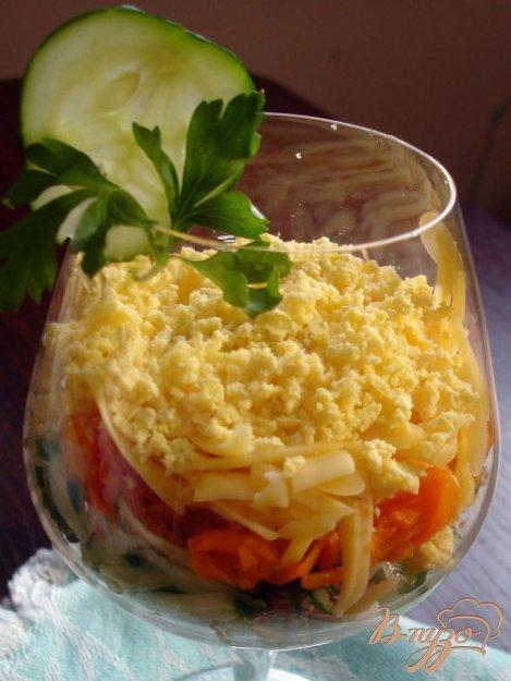 Рецепт Тунцовый салат