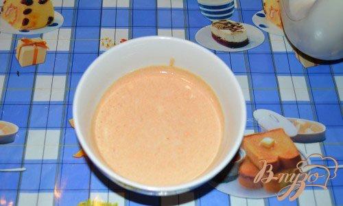 Конкильони с вареным фаршем под томатно-сливочным соусом