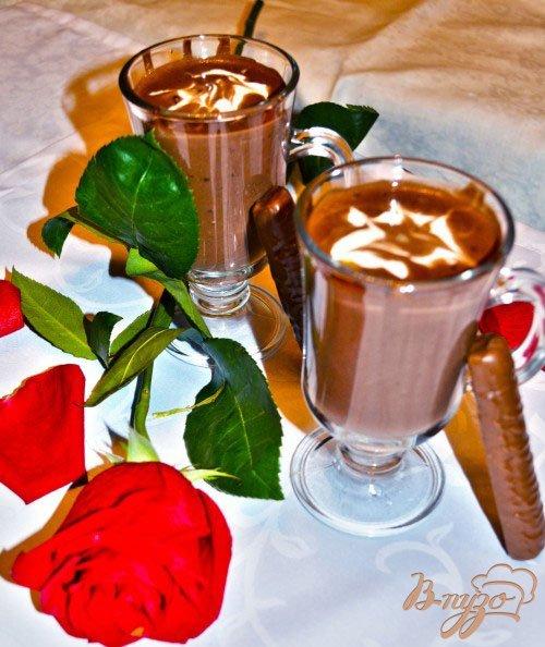 фото рецепта: Шоколадный соблазн