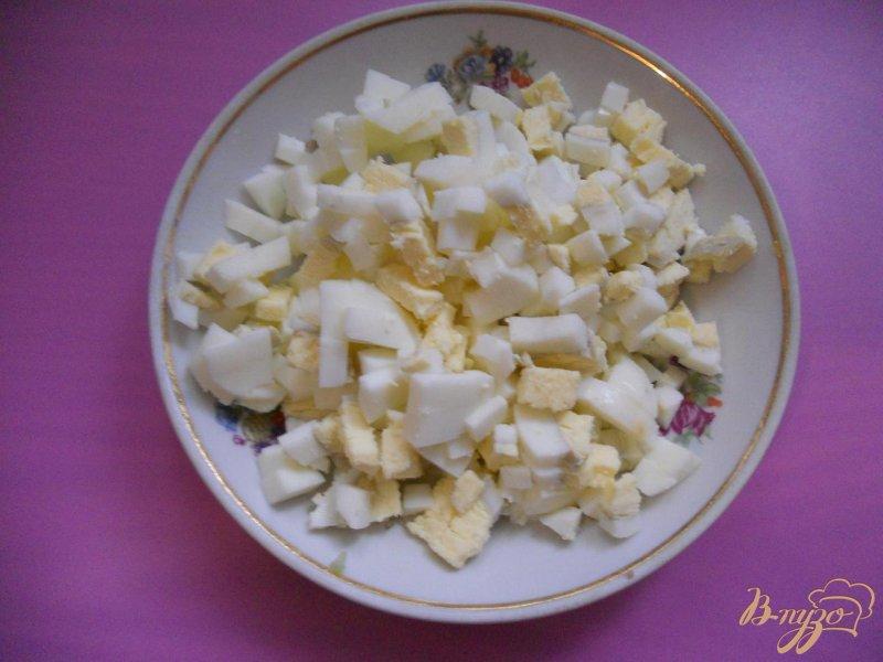 Фото приготовление рецепта: Оливье-лайт шаг №5