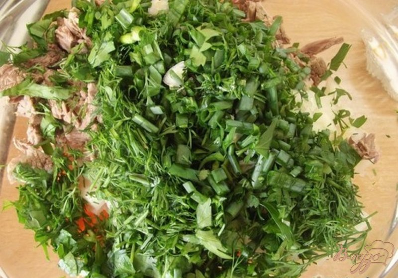 Фото приготовление рецепта: Суп из кабачков на говядине шаг №3