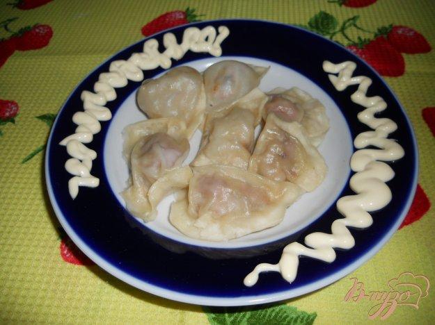 Рецепт Пельмени с мясом и капустой на пару