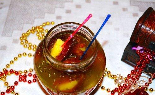 Заморские фаршированные финики под алкоголь