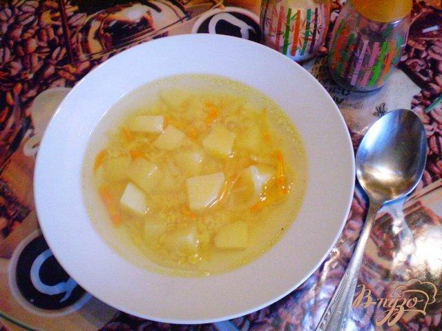Фото приготовление рецепта: Чечевичный суп шаг №6