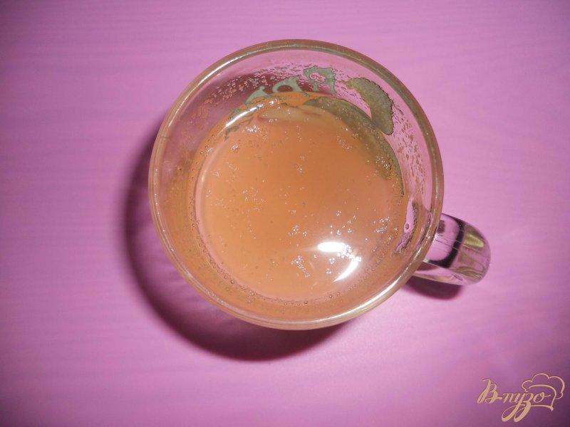 Фото приготовление рецепта: Малиновое желе шаг №3
