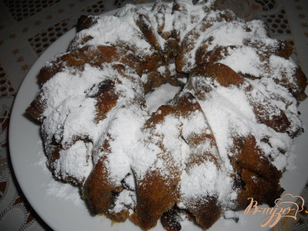 Рецепт Кекс из черствого хлеба