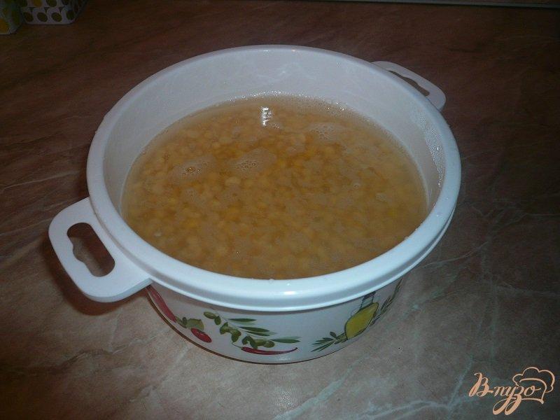 Фото приготовление рецепта: Гороховый суп нежный шаг №1