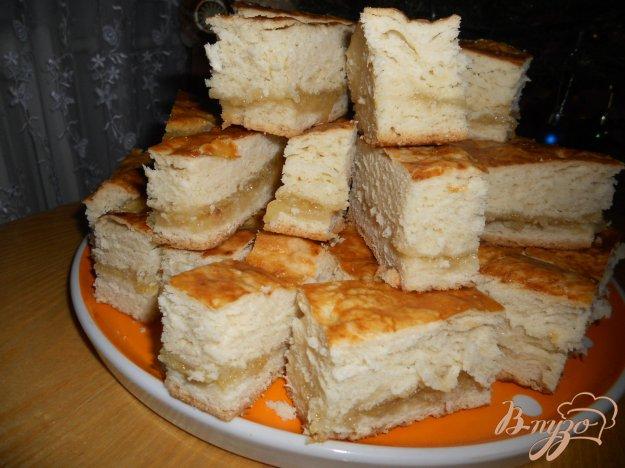 Рецепт с пошаговым фото пирог начинкой