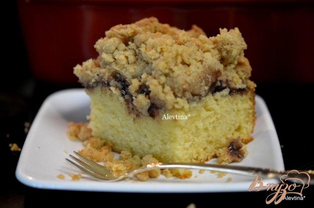 фото рецепта: Нью-Йорк кофе кекс