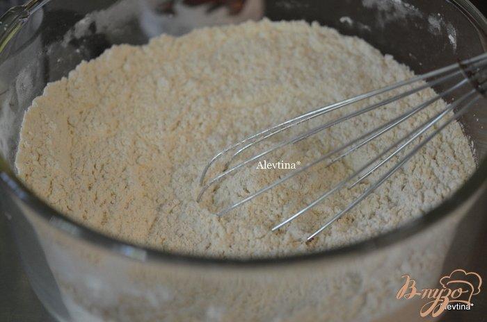 Фото приготовление рецепта: Нью-Йорк кофе кекс шаг №1