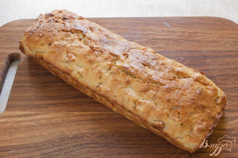 Фото приготовление рецепта: Осенний кекс шаг №7