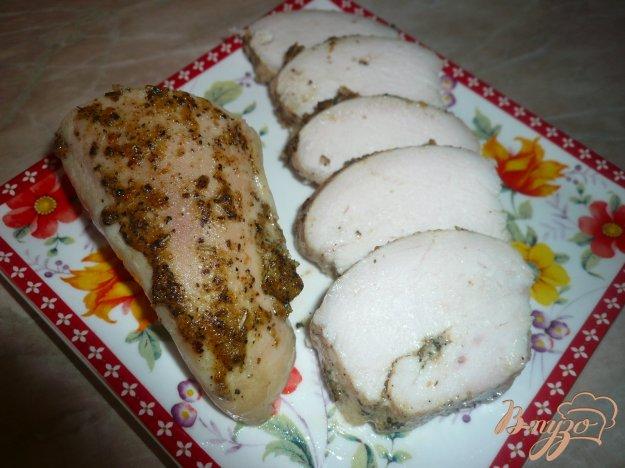 Рецепт Пастрома из куриной грудки