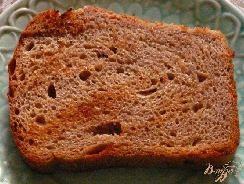 Фото приготовление рецепта: Большой бутерброд со скумбрией шаг №1
