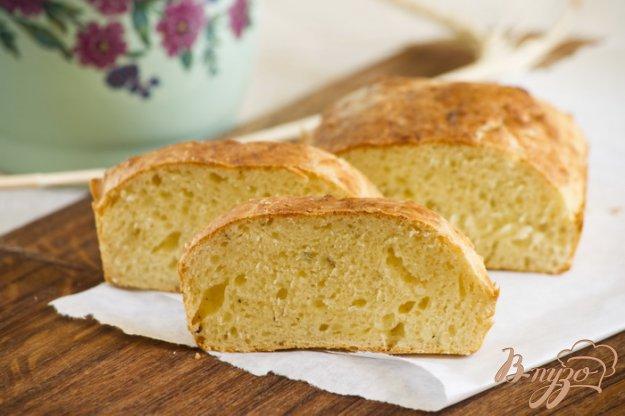 Рецепт Кекс с сыром и травами