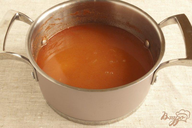 Фото приготовление рецепта: Соус по-краснодарски шаг №3
