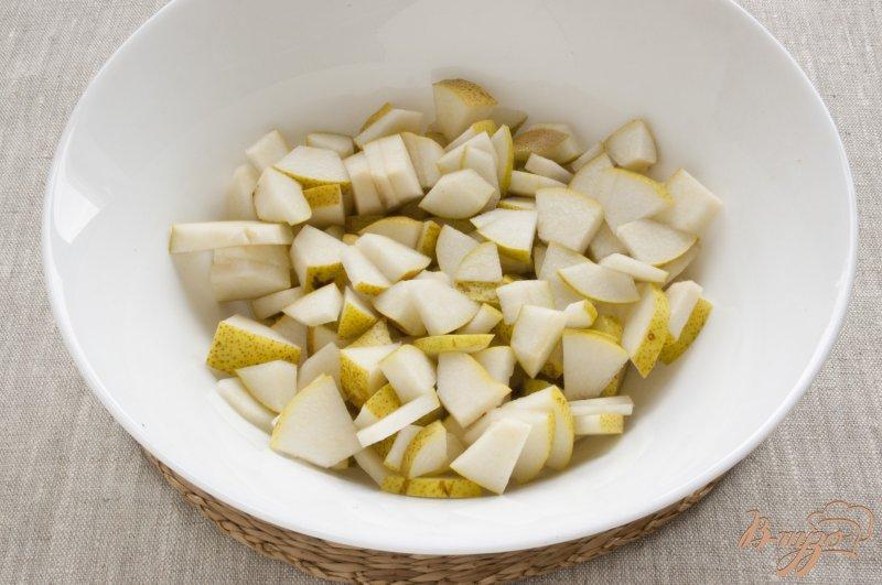 Фото приготовление рецепта: Варенье из груши с ванилью шаг №2
