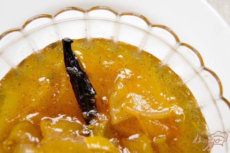 Фото приготовление рецепта: Варенье из груши с ванилью шаг №9