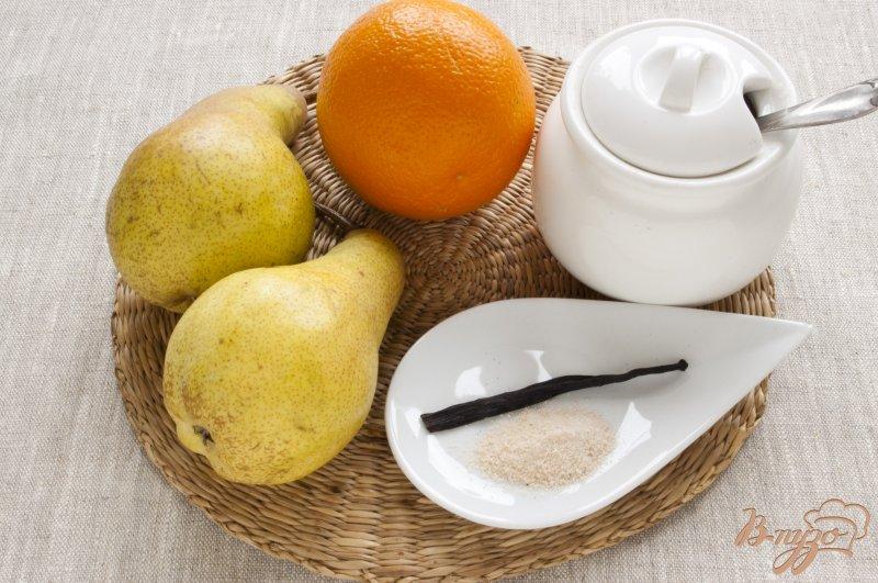 Фото приготовление рецепта: Варенье из груши с ванилью шаг №1
